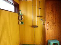 Sauna kylpyhuoneesta