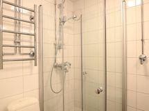 Kylpyhuone uusittu jo putkiremontissa