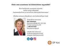 Soita Kati p. 040 5536347
