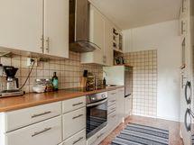 2009 uusittu keittiö