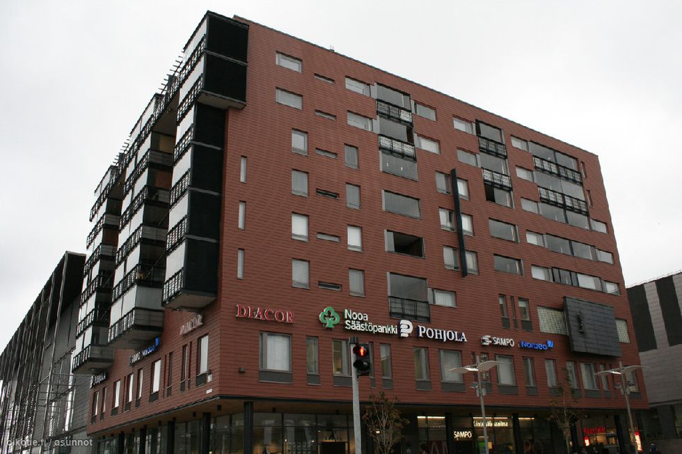 45 m² Leppävaarankatu 7, 02650 Espoo Kerrostalo Kaksio vuokrattavana - Oikotie 14602543