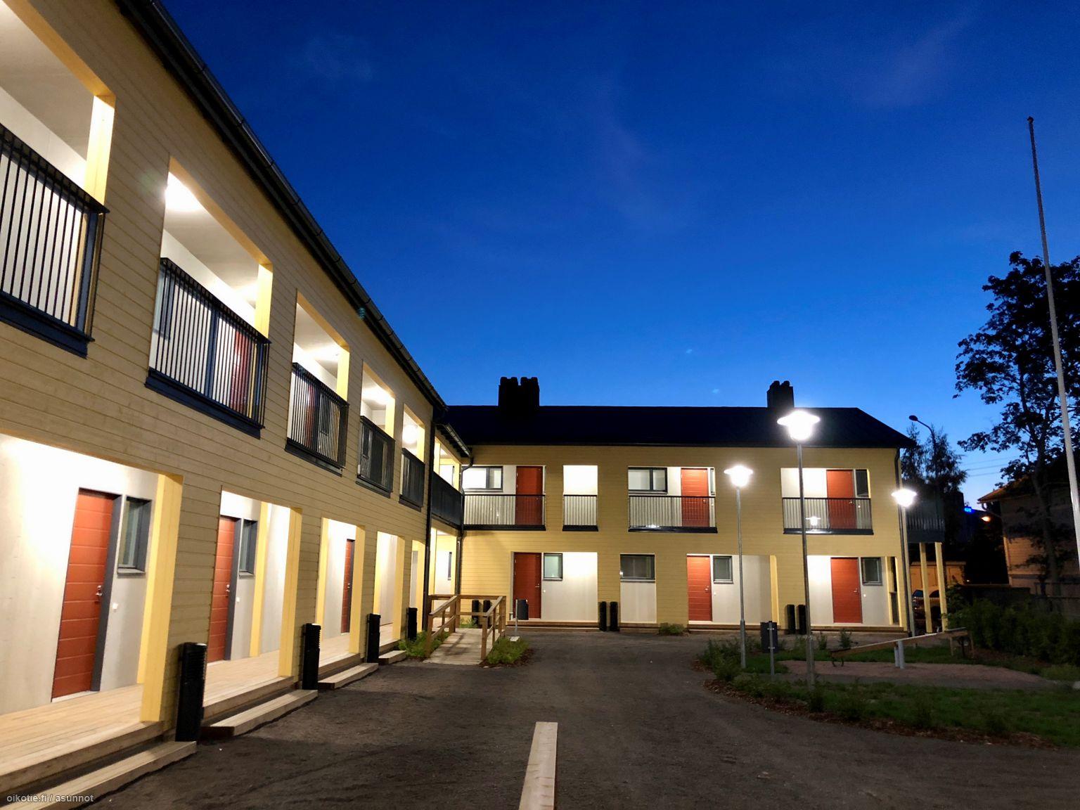 44 m² Kalastajankatu 3 B4, 20100 Turku Luhtitalo Kaksio myynnissä - Oikotie 14839014