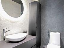Vieras wc / guest-toilet