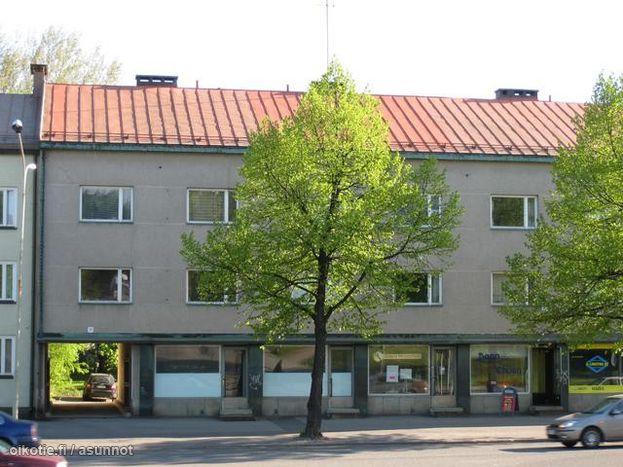 Karjalankatu Lahti