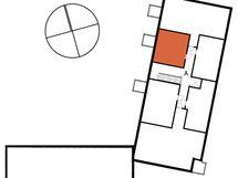 Asunnon A2 sijainti kerroksessa