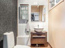 WC kodinhoitohuone - Toilet 1