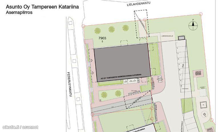 Federleynkatu 1 A Niemenranta Tampere