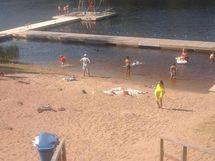 Kunnan uimaranta