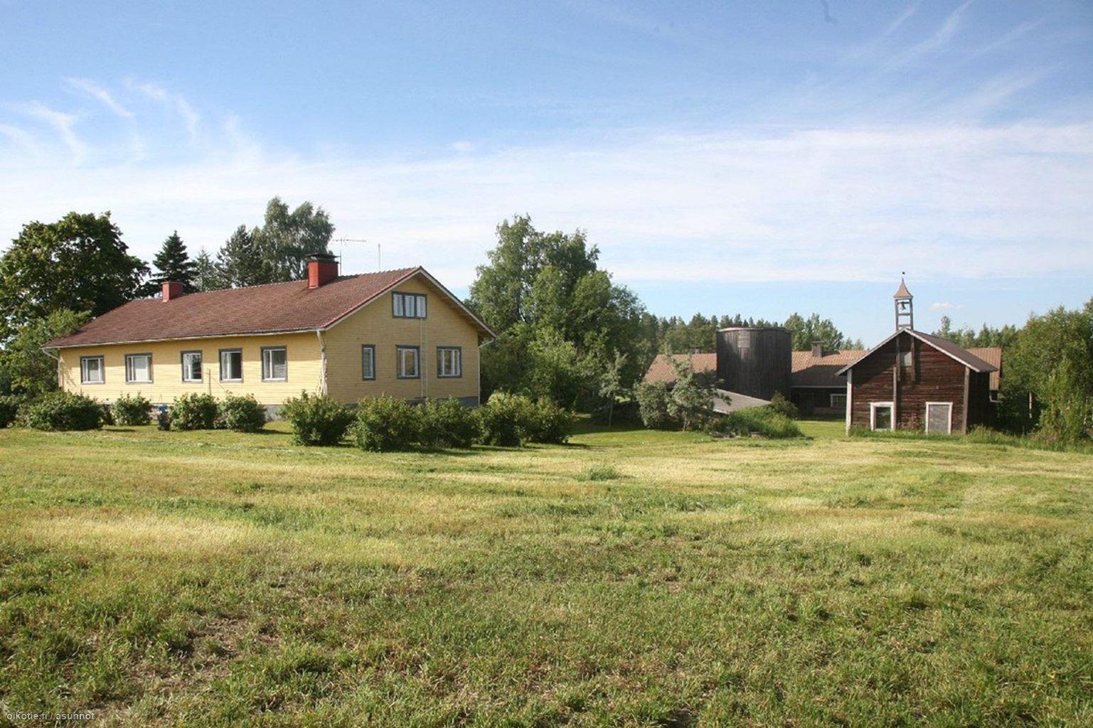 249,0 m² Keuruuntie, 42440 Jämsä Kerrostalo 10h myynnissä - Oikotie 14779619