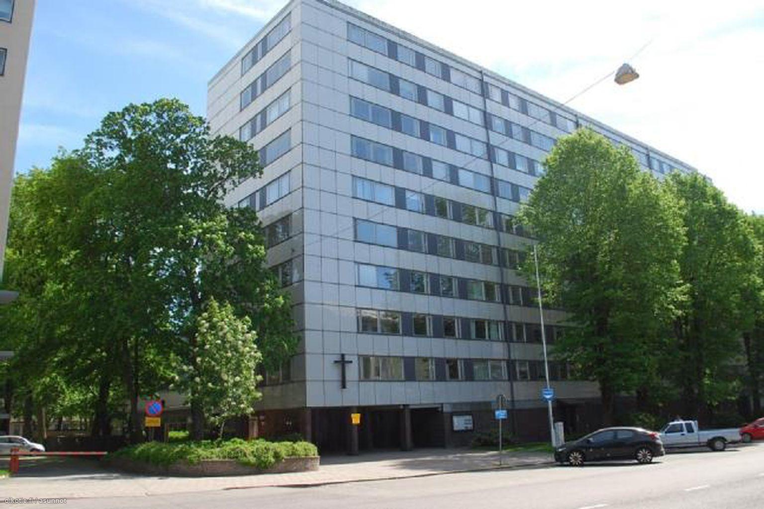 55,5 m² Puutarhakatu 8 a, 20100 Turku Kerrostalo Kaksio myynnissä - Oikotie 14598882