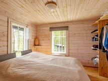 merenpuoleinen makuuhuone
