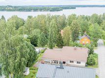 Kyrösjärvi lähellä