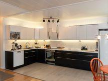 Uusi keittiö