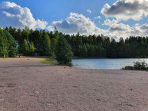 Lähistöllä oleva Störsvikin uimaranta