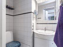 Arkea helpottava erillinen wc
