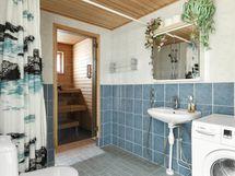 Kylpyhuone remontoidaan yhtiön toimesta