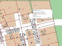 Sannantie 30-Iltatie 9 kartalla ja rakennustiedot