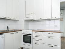 Toimiva keittiö