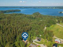 Järvi ja metsä lähellä