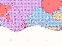 GTK maaperäkartalla ja rajat Reunatie 49