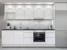 Moderni tyyli sisältyy Bonava-kodin hintaan.