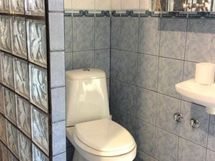 wc-tilat kylpyhuoneessa