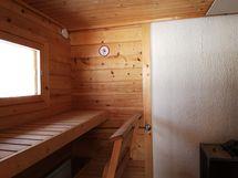 Mökki 3 sauna