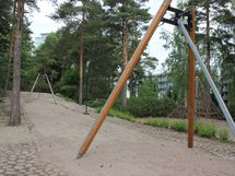 Strömbergin leikkipuisto