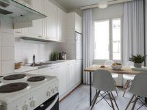 Digistailattu keittiö