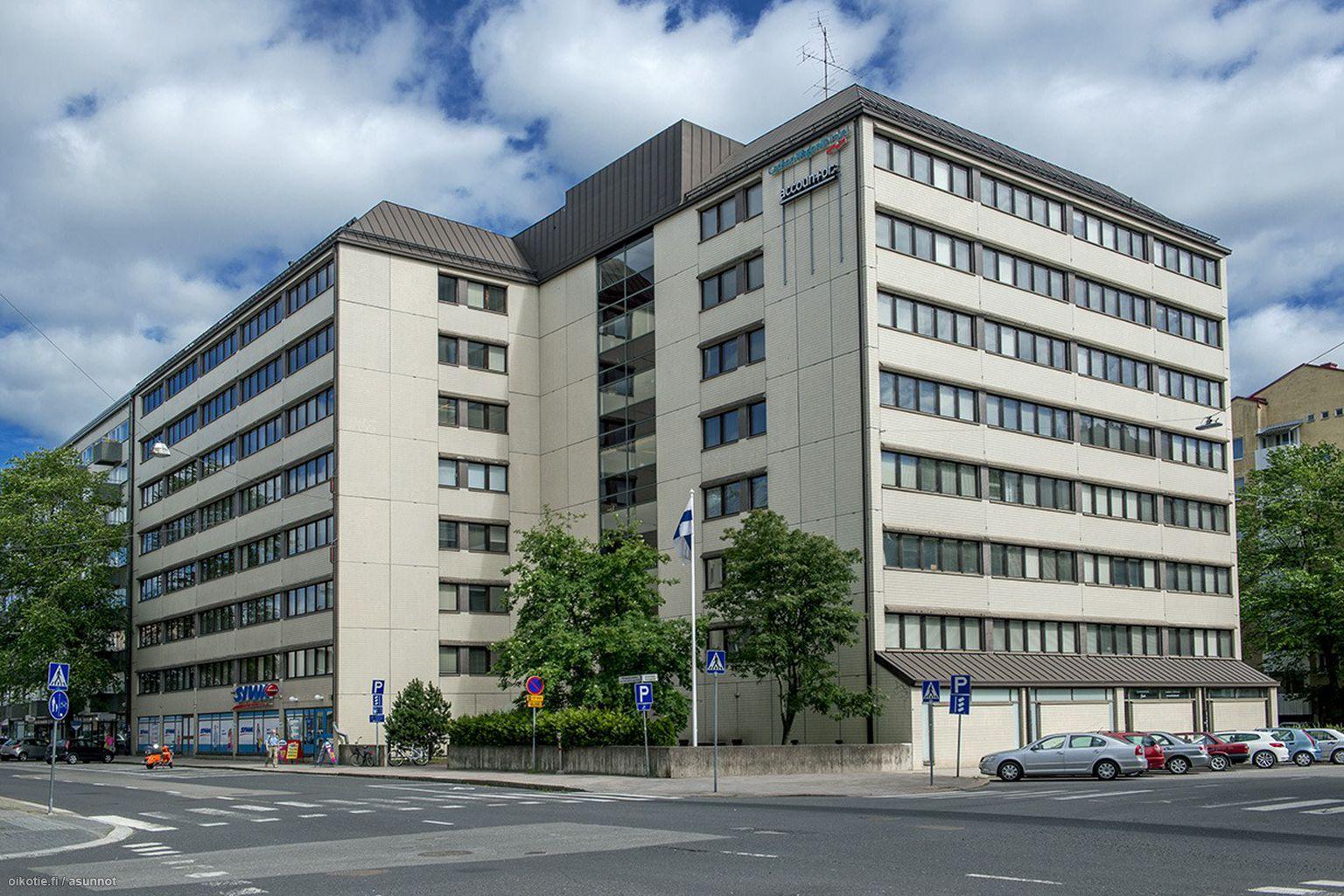 15 m² Yliopistonkatu 34, 20100 Turku Toimistotila vuokrattavana - Oikotie 13516195