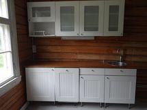 keittiössä integroitu astianpesukone