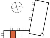 Asunnon B39 sijainti kerroksessa