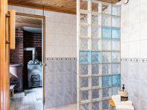 Pesuhuone, lattialämmitys