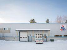 varastotilaa korvenkylantie 10 teollisuuskyla muurame Sagax julkisivukuva3
