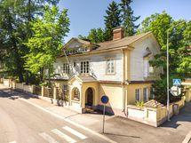 Heikki Tiitolan rakennuttaman talo vuodelta 1923