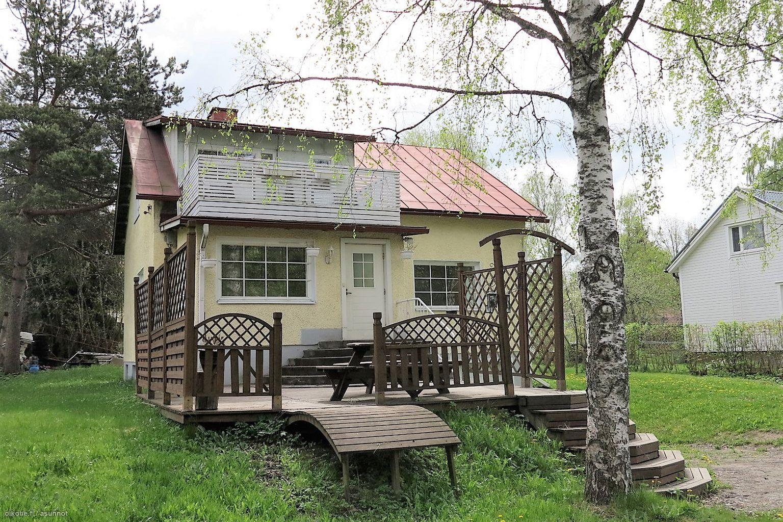 128 m² Alakatu 19, 55800 Imatra Omakotitalo 5h myynnissä